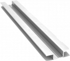Омега-профиль алюминиевый